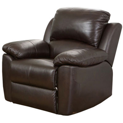 Paisley Leather Reclining Recliner  sc 1 st  JCPenney & Leather Recliners Chairs u0026 Recliners For The Home - JCPenney islam-shia.org