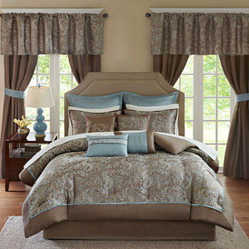 Blue Comforters & Bedding Sets for Bed & Bath - JCPenney