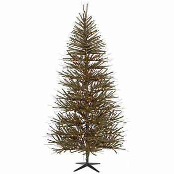 vickerman pre lit christmas tree - Pre Lit Decorated Christmas Trees