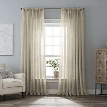 Rod Pocket Curtains Jcpenney