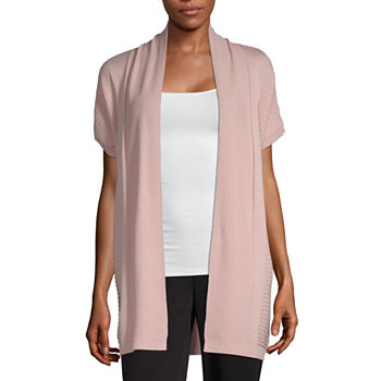 60baaa858 Pink Sweaters   Cardigans for Women - JCPenney