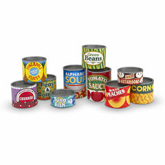 Melissa & Doug® Let's Play House! Can Opener & Cans