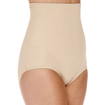 Ambrielle Wonderful Edge® Back Magic® High-Waist Control Briefs 129-3013
