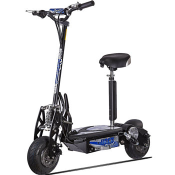 Uberscoot 1000w 36v Stand Up Electric Scooter With Seat