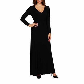 0b0bbf3e6fa 24Seven Comfort Apparel Pocket Mini Dress - Plus. Add To Cart. Few Left