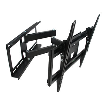 MegaMounts Full Motion Wall Mount with Bubble Level for MegaMounts Fixed Wall Mount