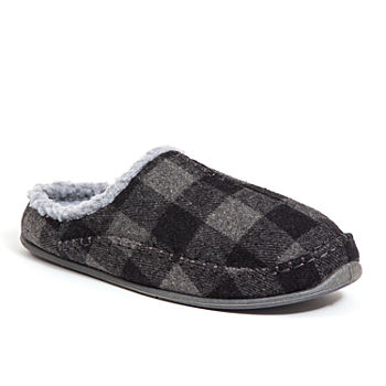 Deer Stags® Plaid Nordic Clog