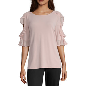 b16292fb0d2 CLEARANCE Misses Size Tops for Women - JCPenney