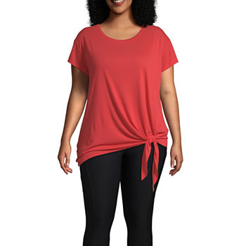79b9f101612 Plus Size Activewear for Women - JCPenney