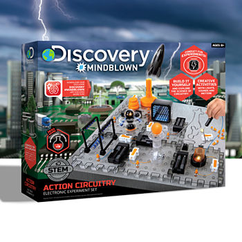 Discovery #MINDBLOWN Action Circuitry Electronic Experiment Set
