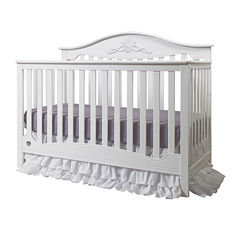 Fisher-Price Mia Convertible Crib - White