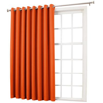 Color(1). Item Type:patio Door Curtains
