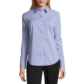 92085a5d8f14d1 Blouses Tops for Women - JCPenney