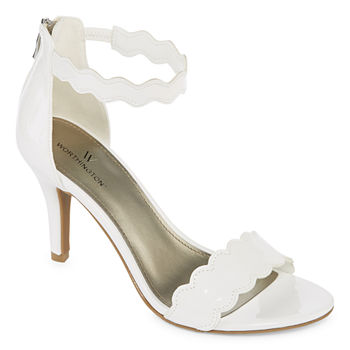 b2ecd0c0c CLEARANCE White Women s Pumps   Heels for Shoes - JCPenney