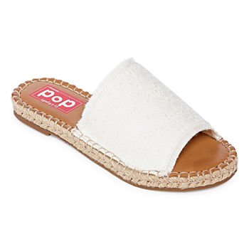 b94688fbfad Pop Juniors  Sandals   Flip Flops for Shoes - JCPenney