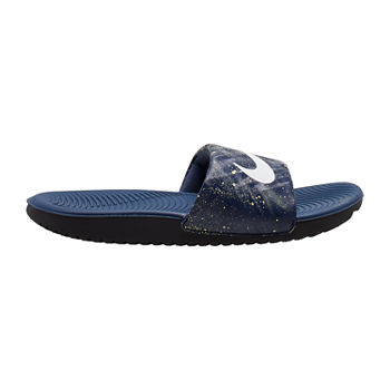 Nike Little Kid/Big Kid Boys Kawa Slide Se Glow Slide Sandals