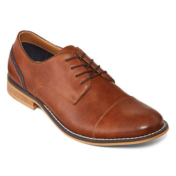 3296a0c2537 Brown Men s Dress Shoes for Shoes - JCPenney