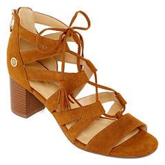 Liz Claiborne Tacey Womens Heeled Sandals