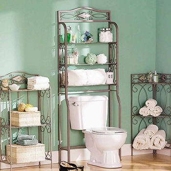 Over Toilet Storage Bathroom Furniture For The Home Jcpenney