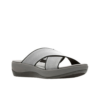 173116ed9893 Clarks Slide Sandals Women s Sandals   Flip Flops for Shoes - JCPenney