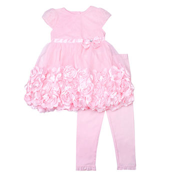 c03e11b14082 Nanette Baby Dresses   Dress Clothes for Baby - JCPenney