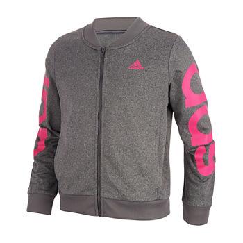 cd6ac9efc3da Adidas Girls Coats   Jackets for Kids - JCPenney