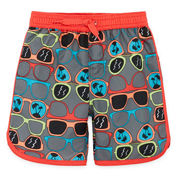 d72976fb74 Okie Dokie Boys Ombre Swim Trunks-Toddler · (1). Add To Cart. Only at JCP.  shop the collection