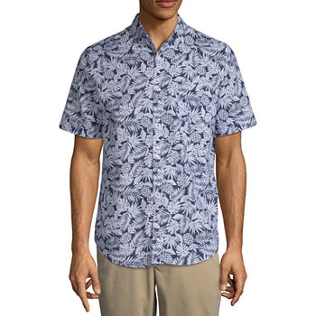 93254361 Hawaiian/tropical Shirts for Men - JCPenney