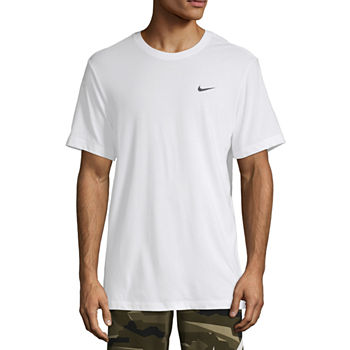 08b63c5b453d4 Nike White Workout Clothes for Men - JCPenney