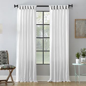 Semi Sheer Curtains Amp Drapes For Window Jcpenney