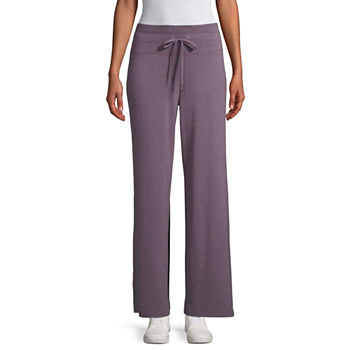 e4baa6e21d1eb Petites Size French Terry Activewear for Women - JCPenney