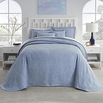 Liz Claiborne Daphne Floral Embellished Bedspread