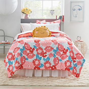 Frank And Lulu Maeve Floral Midweight Comforter Set