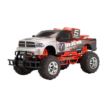 New Bright Radio Control Baja Dodge Ram