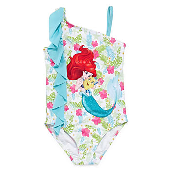 4b0be7535bec7 The Little Mermaid Swimwear for Kids - JCPenney