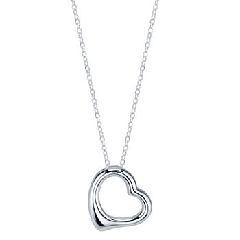 Footnotes Daughter Heart Pendant Necklace
