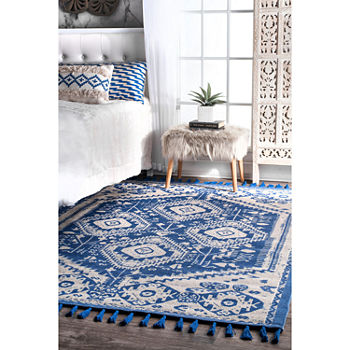 nuLoom Hand Woven Noreen Rug