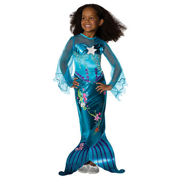 Magical Mermaid Toddler Costume Girls Costume Girls Costume