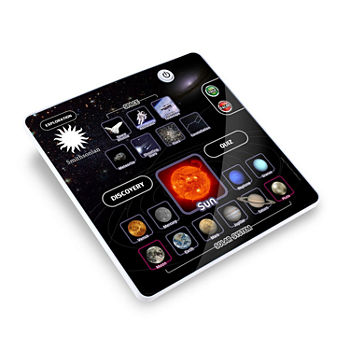 Kidz Delight Smithsonian Kids Space Learning Tablet