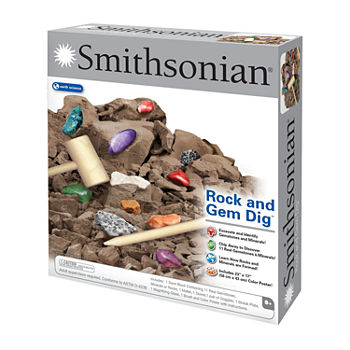 Smithsonian NSI Rock And Gem Dig