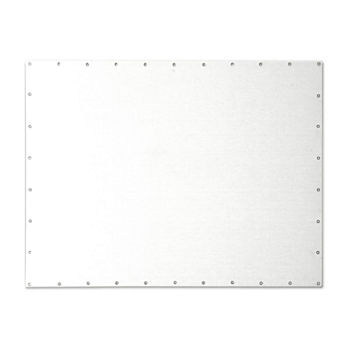 Cotton Push Pin Bulletin Board