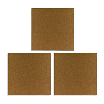 Square Cork Board Set