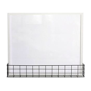 Magnetic Dry Erase Bulletin Board