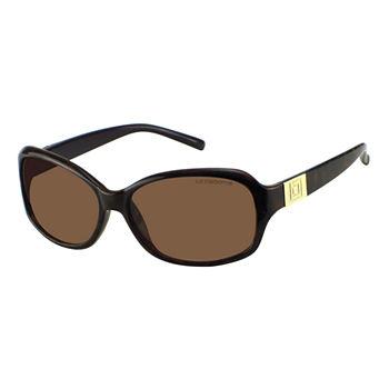 3b00ec237be6 Arizona Womens Junior Full Frame Aviator UV Protection Sunglasses