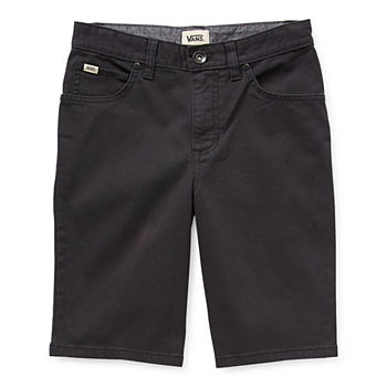 Vans Little & Big Boys Mid Rise Chino Short