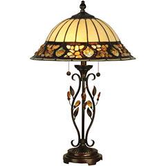 Dale Tiffany™ Pebblestone Table Lamp