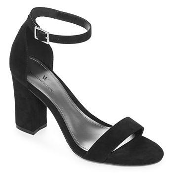 4f6750d0d17 SALE Black Women s Pumps   Heels for Shoes - JCPenney