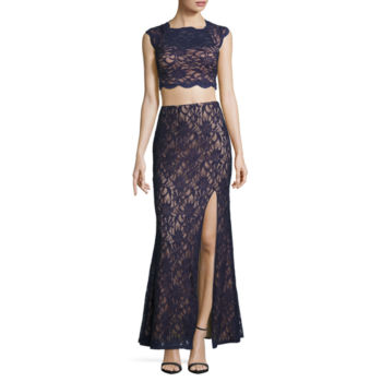 Two Piece Dresses Jcpenney