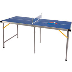 Voit Folding Portable Table Tennis Table