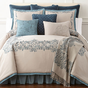 Clearance King Comforters Bedding Sets For Bed Bath Jcpenney